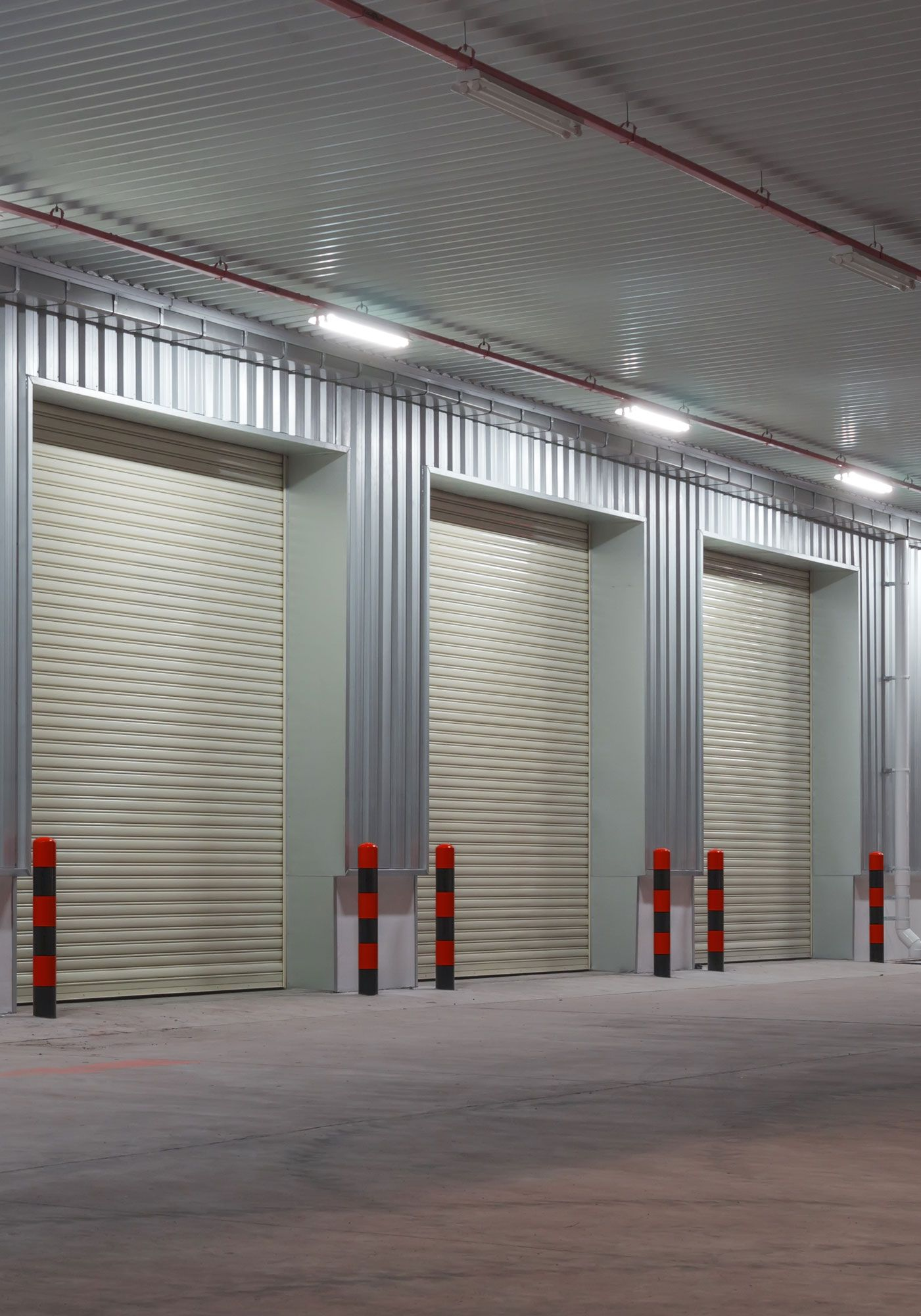 Fire Rated Shutters Industrial Doors West Midlands