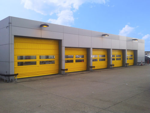 High Speed Doors Suppliers Midlands